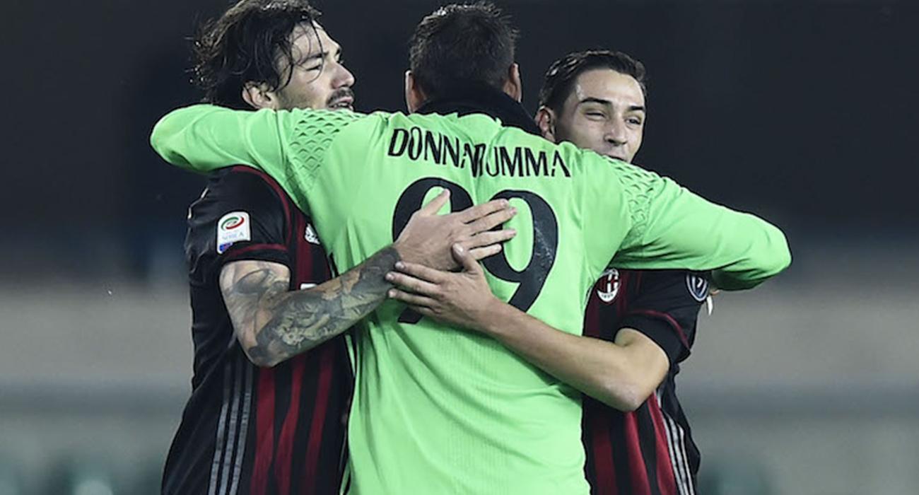 Milan De Sciglio potrebbe partire a fine stagione: su di lui il Napoli
