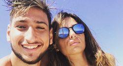 Gigio Donnarumma e Alessia Elefante: un amore da altezze molto diverse [FOTO]