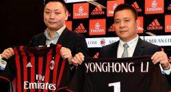 La Cina sblocca gli investimenti all'estero, in arrivo nuovi finanziatori nel Milan: i dettagli
