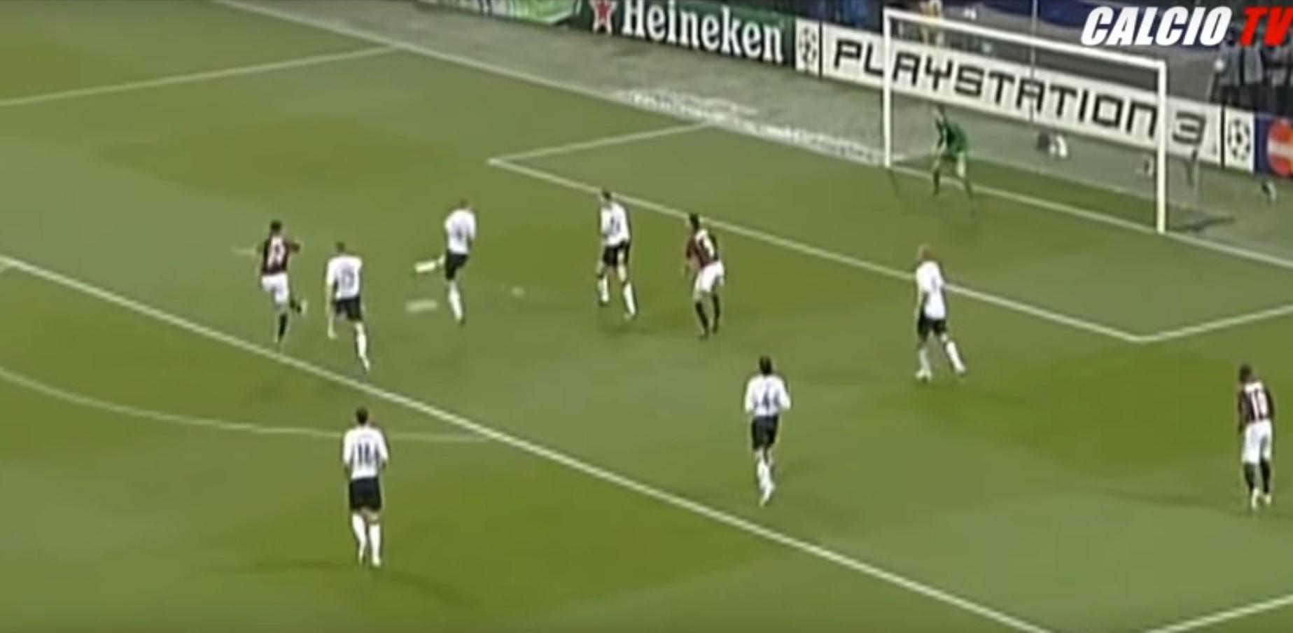 Le partite indimenticabili: Milan-Manchester United 3-0, 2 maggio 2007 [VIDEO]
