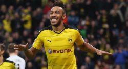"""Sky UK: """"Aubameyang vuole ancora il Milan, non è bastata la presa di posizione del Dortmund"""""""