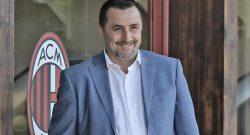 """Mirabelli: """"De Sciglio-Juventus? Vi spiego. Su Biglia e Keita..."""""""
