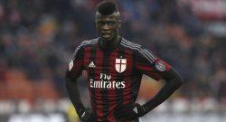 Clamoroso Niang, si da malato per costringere il Milan a cederlo al Torino