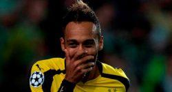 GdS - Il Borussia Dortmund blinda Aubameyang? Ultimo tentativo per il Milan
