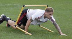 Brutte notizie in casa Milan: si teme uno stiramento per Lucas Biglia