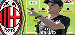 Crotone-Milan, le formazioni ufficiali: Locatelli e Cutrone dal 1'