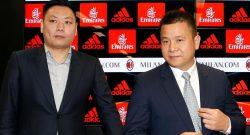 Brutte notizie per il Milan: restrizioni del governo cinese in arrivo