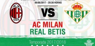Milan - Betis Siviglia: dove vederla in diretta Tv gratis