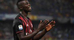 Niang rifiuta lo Spartak Mosca: il Milan dice addio a 18 milioni di euro?