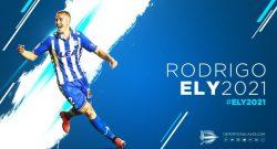 Ufficiale- Rodrigo Ely torna al Deportivo Alavés per le prossime quattro stagioni