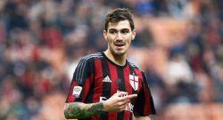 Buone notizie da Milanello: Romagnoli si è allenato parzialmente in gruppo