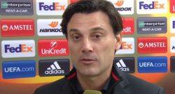"""Montella: """"Sono contento per la prestazione, ecco come giocheremo contro l'Udinese"""""""