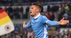 """Ag. Milinkovic-Savic: """"Pressioni fortissime da Milano, non posso escludere vada via a fine stagione"""""""