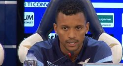 """Nani della Lazio ammette: """"Contro il Milan non ci sarò"""""""