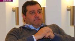 """Raiola: """"Nulla di personale contro Fassone e Mirabelli, ma non credo nel loro progetto"""""""