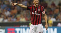 Gazzetta – Bonucci aveva restituito la fascia dopo Sampdoria-Milan