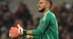 Milan, possibile ritorno di fiamma del PSG per Donnarumma