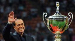 Milan, Berlusconi sperava che il trofeo dedicato al padre restasse
