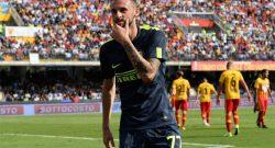 Inter, UFFICIALE: lesione al soleo sinistro per Brozovic. Ecco il comunicato nerazzurro