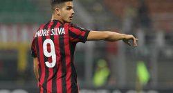 Milan, maglia di André Silva la più venduta in Cina