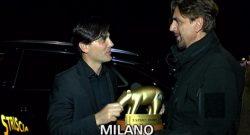 """[ML] - Milan, tapiro d'oro a Montella: """"Giochiamo bene, cambierei i risultati"""""""