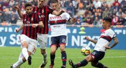 """Bergonzi: """"Nel primo tempo c'era un rigore per il Milan"""""""