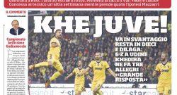 [ML] - Corriere dello Sport: prima pagina del 23 ottobre 2017