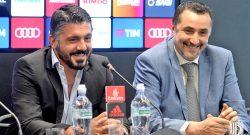 """Gattuso: """"Ho parlato con Mirabelli solo della Primavera, non vi fate film"""""""