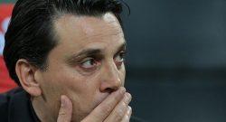 Tuttosport - Panchina Milan, gli spettri di Paulo Sousa, Gattuso e Mazzarri su Montella
