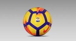 Milan-Juventus, esordio assoluto per il pallone invernale della Serie A