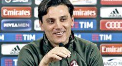 Montella recupera Suso: in campo col Torino nel 3-4-2-1