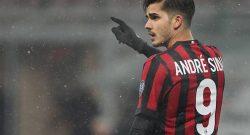 André Silva, il Milan non vuole cederlo: ma il portoghese deve sbloccarsi