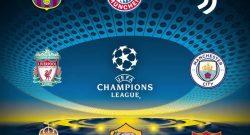 Sorteggi Champions quarti, la diretta dalle 12: Juventus - Real Madrid, Barcellona - Roma!