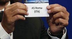 Sorteggi di Champions League 2018: ecco chi trova la Roma in semifinale