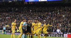 Juve: Buffon rischia la squalifica a tempo, e potrebbe fermarsi anche in Serie A