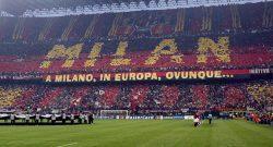 Milan, rossoneri imbattuti a San Siro da sei partite