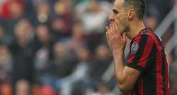 Milan, delusione Kalinic. Possibile chance per André Silva a Torino