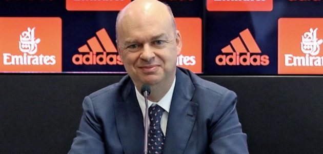 """Milan, Fassone: """"Nessuna accelerata su rifinanziamento. Fuori dalle coppe? Budget ridotto"""""""