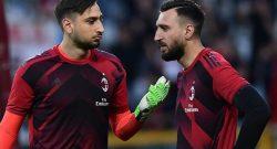 Milan, Raiola boys via? Rischiano Donnarumma, Abate e Bonaventura