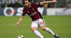 Milan-Fiorentina, moviola: giallo Calhanoglu, salta la Supercoppa Italiana