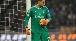 Milan, possibile offerta del Liverpool per Donnarumma