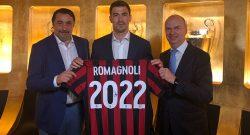 Milan, ufficiale: Romagnoli rinnova fino al 2022 – VIDEO