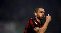 Il Giornale – Bonucci, nessun addio: vuole rimanere al Milan