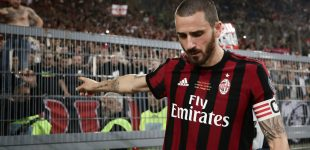 """Leggo titola: """"Milan-Bonucci ai titoli di coda"""""""