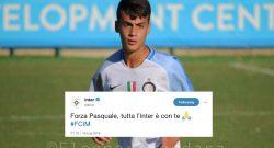 Inter, incidente stradale per il 16enne Pasquale Carlino: lotta per la vita