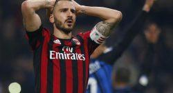 Gazzetta – Milan, l'agente di Bonucci ha incontrato il PSG