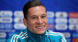 Sportmediaset – Milan, scambio Draxler-Rodriguez col PSG?