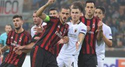 """Instagram, Kalinic scrive """"Grande"""" a Bonucci dopo il suo passaggio alla Juventus"""
