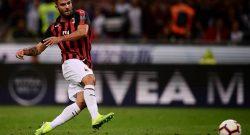 Dudelange-Milan, i convocati rossoneri: out Cutrone e Suso