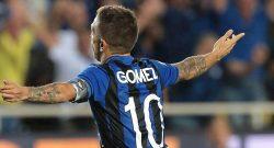 Milan-Atalanta, sorride Gasperini: Gomez ha recuperato